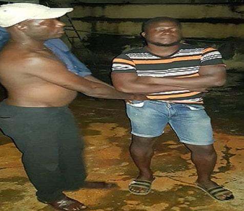 man killed girlfriend ritual amuwo odofin lagos