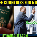 Visa Free Countries For Nigerian Passport Holders 2019