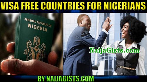 nigeria visa free countries 2019