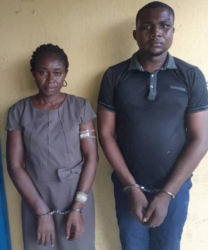 nigerian woman hired assassins kill husband