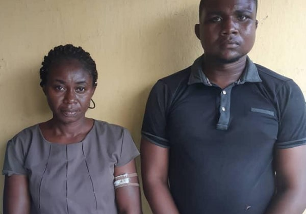 nigerian woman killed husband rivers state
