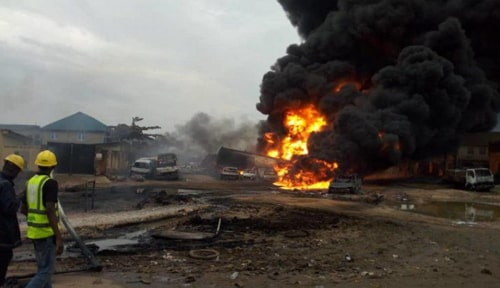 nnpc pipelines explosion ijegun lagos