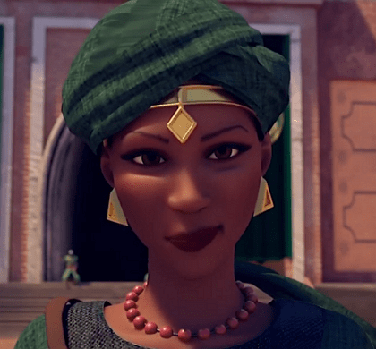 nollywood animation movie malika trailer