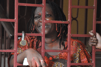 ugandan lecturer jailed