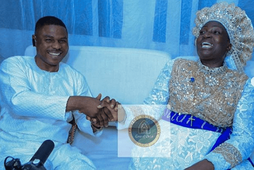 yinka ayefele rev esther ajayi
