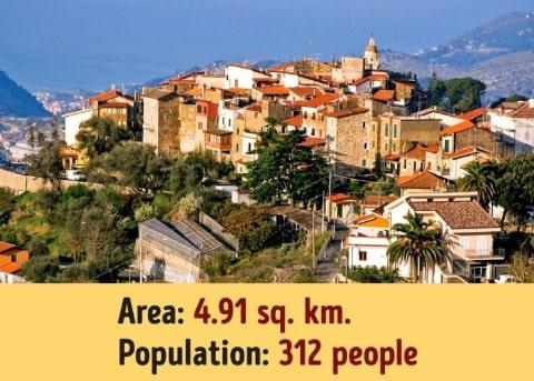 The Principality of Seborga