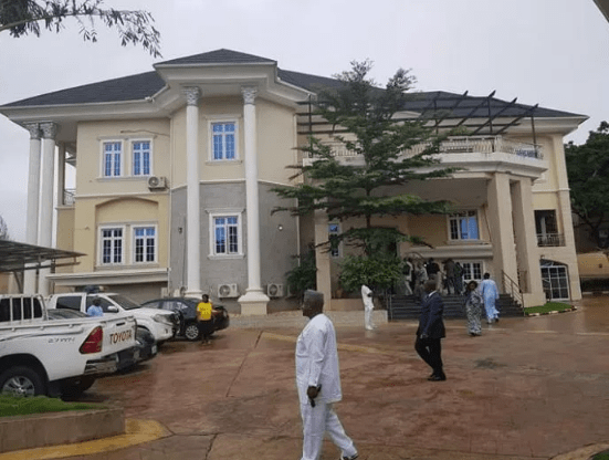 alex badeh 13 bedroom mansion abuja