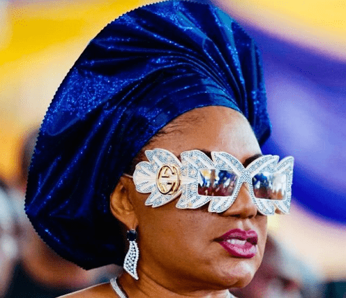 anambra state first lady sunshade