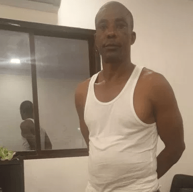 anayo jobest nigerian arrested cocaine india