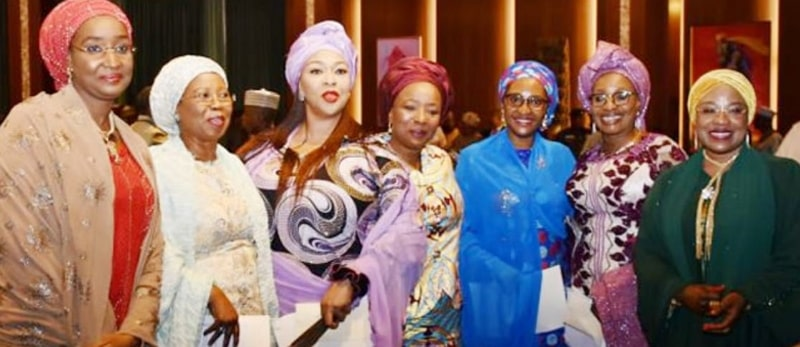 buhari female ministers names profiles