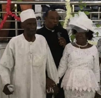 ghanaian couple dated 50 years