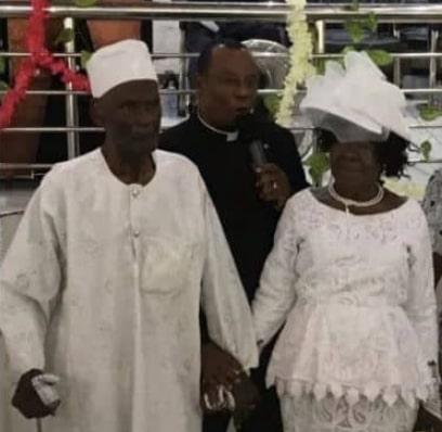 ghanaian couple dated 50 years