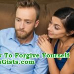 How To Forgive Yourself For Cheating & Lying: Guide To Moving On After A Big Mistake