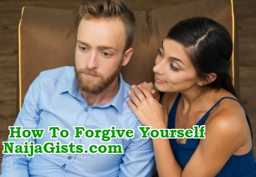 how to forgive yourself for cheating