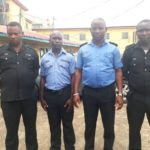 lagos killer cops arrested