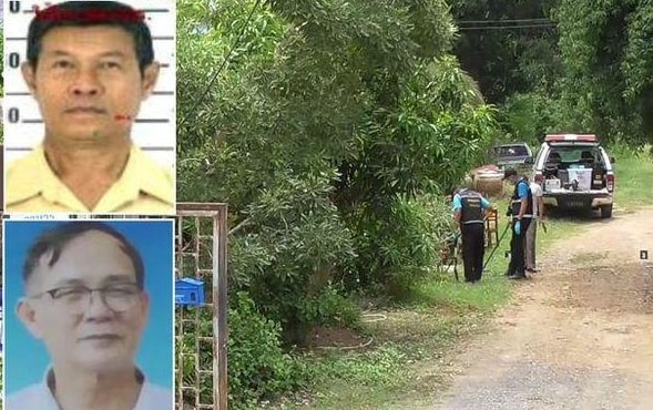 man kills bully thailand