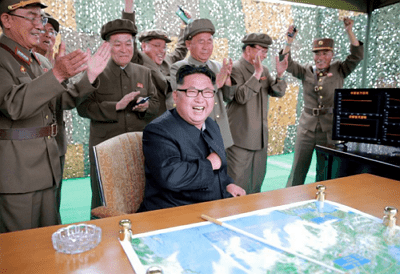north korea steals $2billion weapon mass destruction