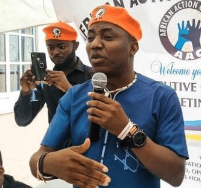 omoyele sowore arrested