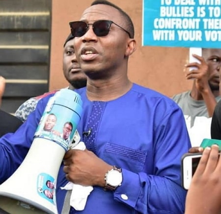 omoyele sowore mistakes