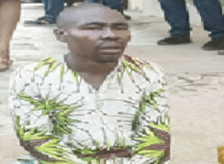 rapist pastor arrested awe oyo state