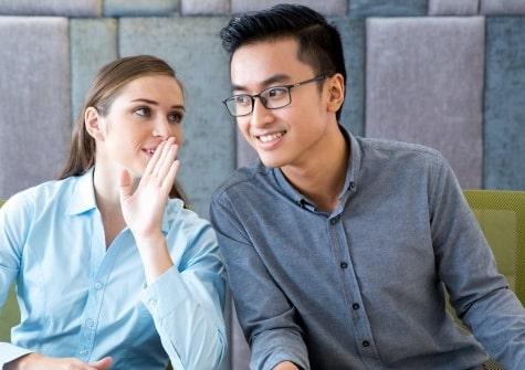 stay away from gossip