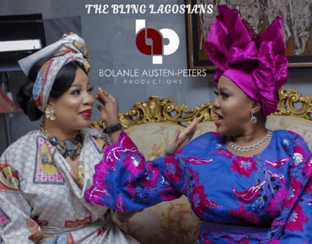 the bling lagosians nollywood movie