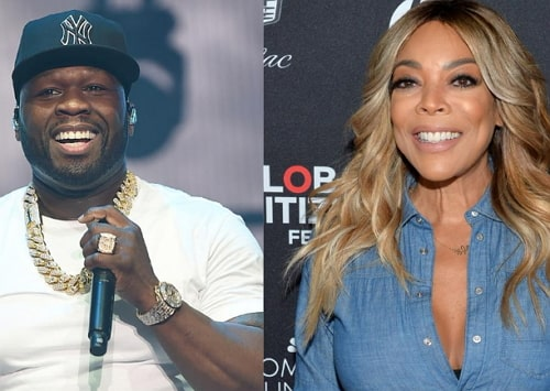 wendy williams 50 cent beef