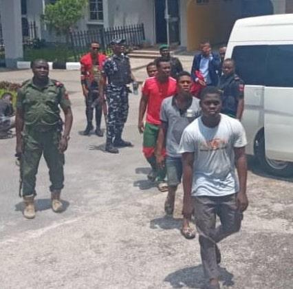 yahoo boys imprisoned ado ekiti