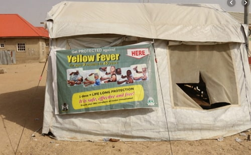 yellow fever ebonyi state