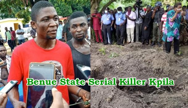 serial killer Iorwuese Kpila