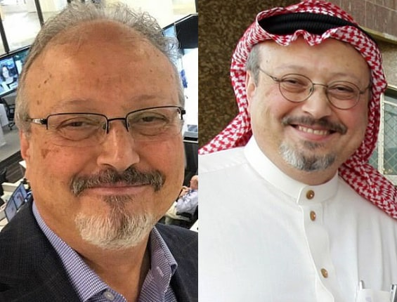 Jamal Khashoggi last words