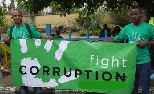 stop corrupt nigerian politicians