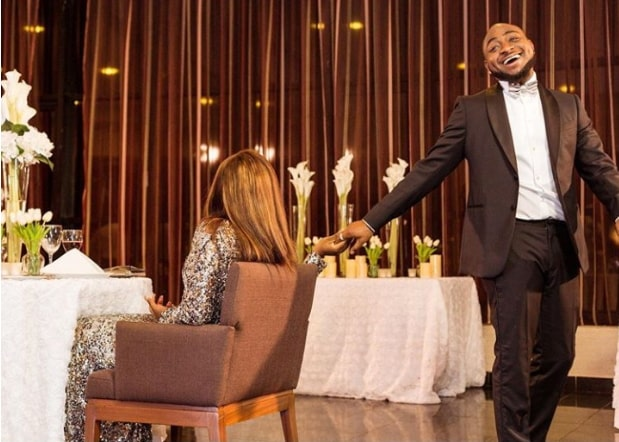 davido chioma wedding photos