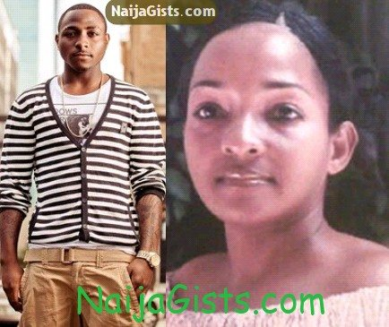 davido late mother