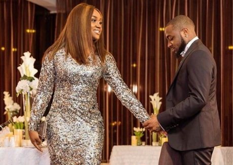 davido wedding introduction