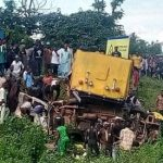 fatal accident nasarawa