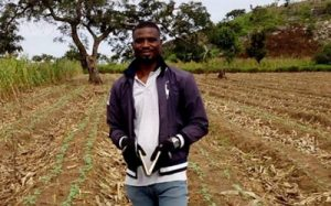 The Success Story Of Innocent Mokidi, The Founder Of Brote Urban Vegetable Farm In Abuja