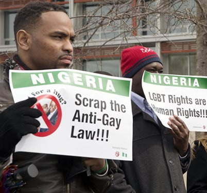 lgbt groups nigeria