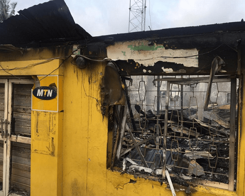 mtn attacked nigeria