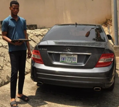 new arrest of yahoo boys abuja