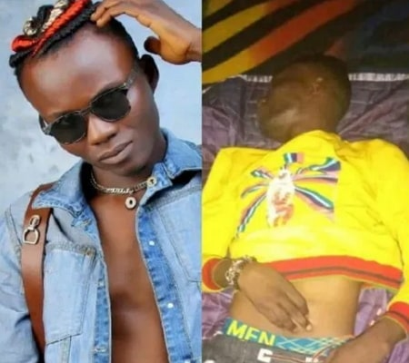 nigerian rapper commits suicide career failure