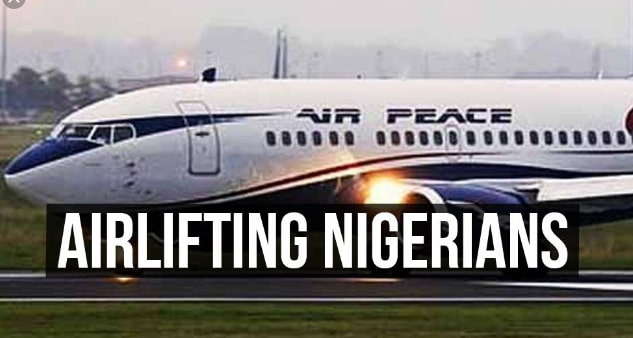 nigerians evacuated south africa