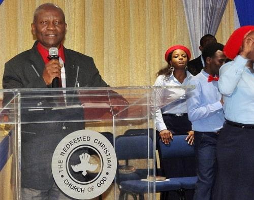 pastor elijah daramola burial