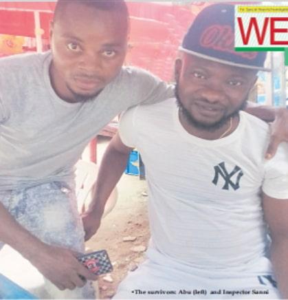 policemen who survived taraba attack