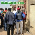 son stabbed father death kano