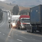 How South African Truck Drivers Initiated Attacks On Foreigners Shops