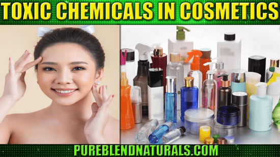 toxic chemicals harmful ingredients cosmetics makeup