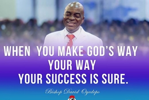 walking in financial dominion bishop oyedepo