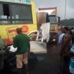accident otedola bridge today