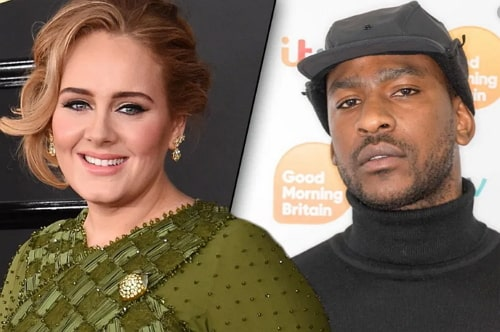 Adele Dating British Nigerian Rapper Skepta